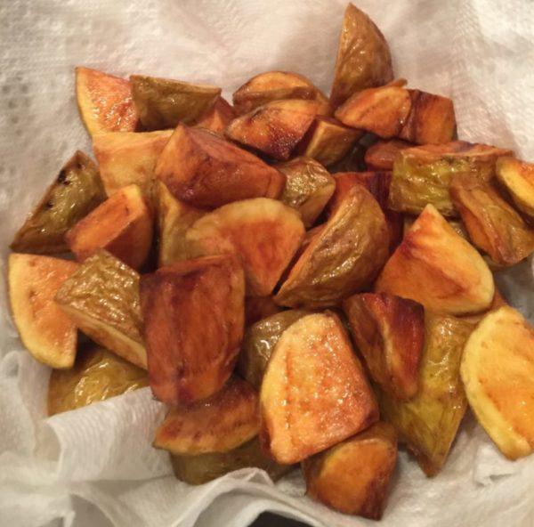 Brabant Potatoes