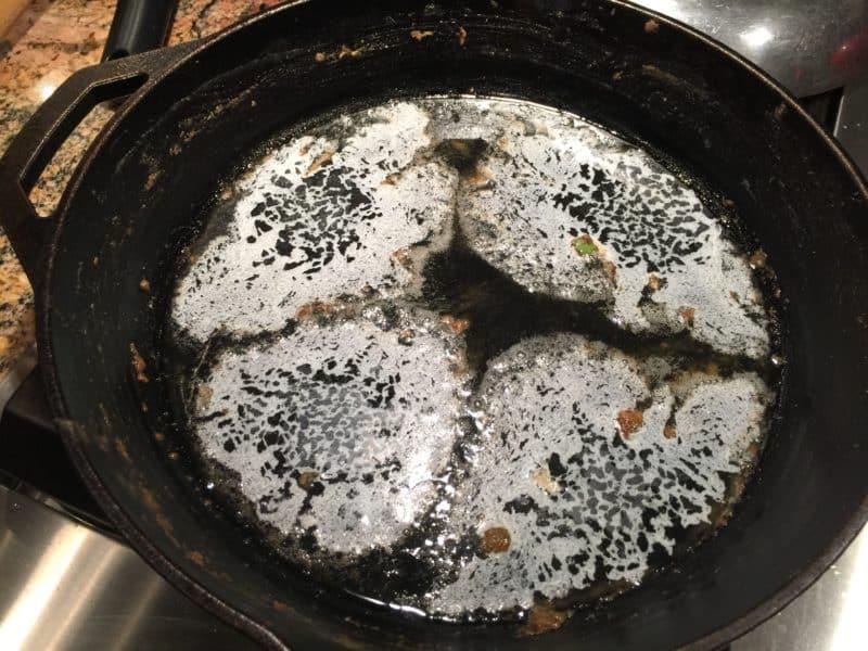 Crawfish Étouffée-Melted Butter