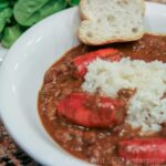 Cajun Crawfish Bisque
