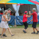 Dancin' at the Fais Do-Do Stage