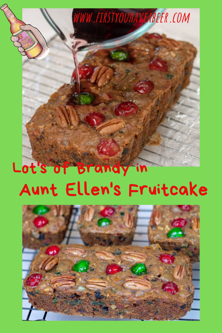 Discover what GOOD Fruit Cake tastes like. Full of sweet candied and dried fruit marinated in cherry brandy, then mixed with nuts and a spiced batter that\'s baked to perfection. This is why fruit cake is a holiday tradition that has lasted for centuries.