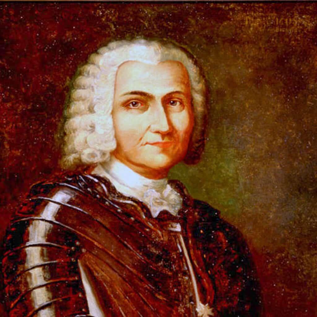 Jean Baptiste Le Moyne, Sieur de Bienville