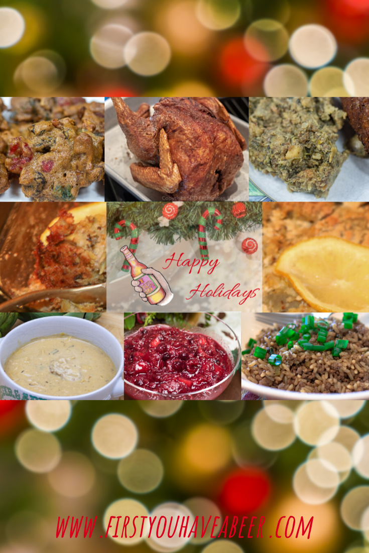 Looking for the perfect Holiday Recipe. Check out this compilation of great Holiday Dishes from Sweet Daddy D. For starters there are gumbo and bisques, then some great turkey recipes and unbelievable side dishes. And it\'s finished off with traditional Fruit Cake and Fruitcake cookies!