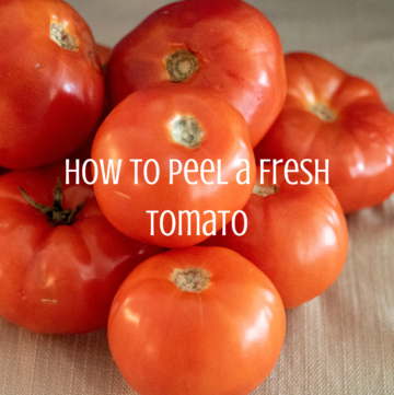 9 fresh tomatoes with title graphics