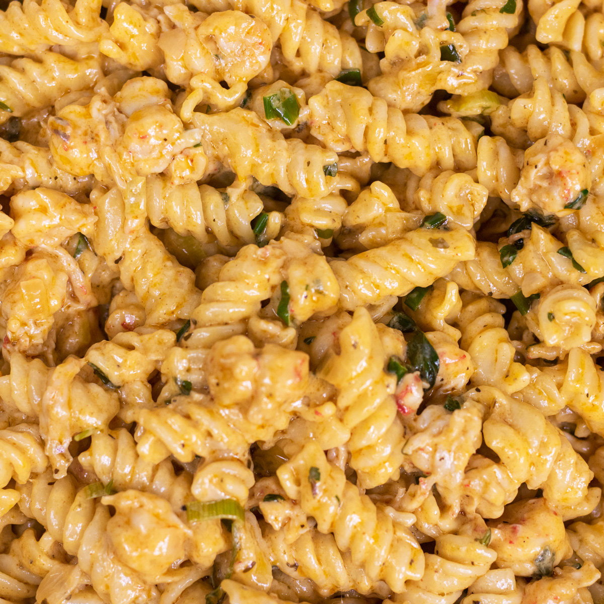 close-up of crawfish monica