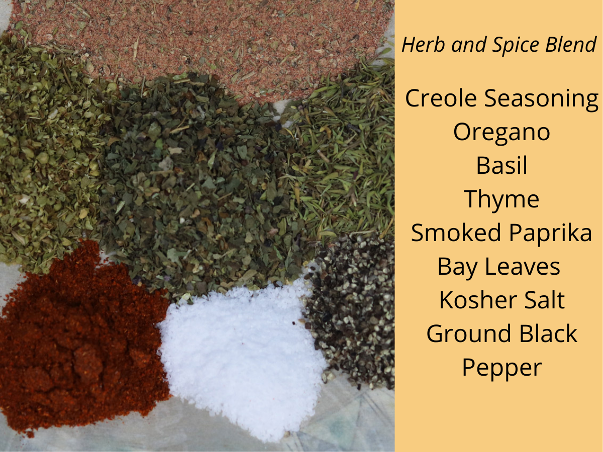 herbs and spices for braised beef short ribs